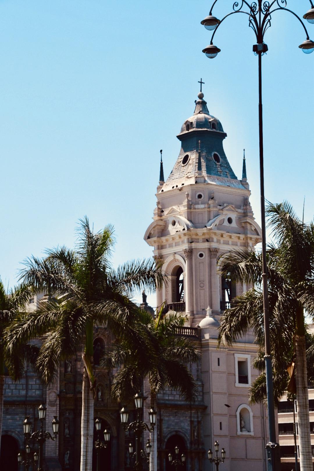 Altstadt Lima.
