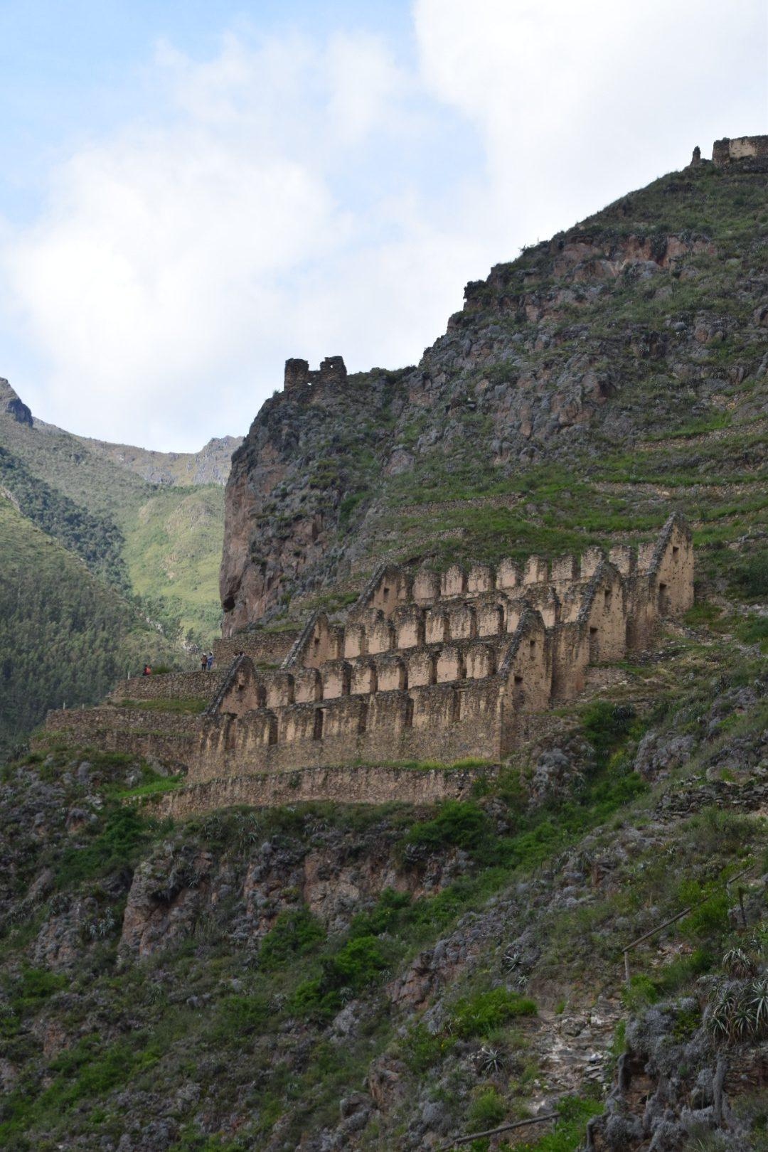 Pinkuylluna - eine archäologische Fundstätte