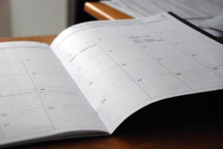 High School-Jahr im Internat: strukturiertes Tagesplan