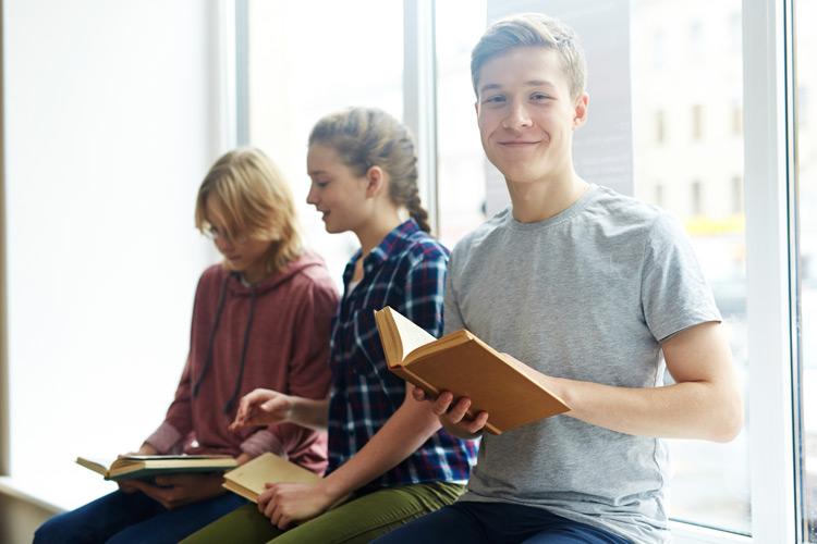 Der Unterricht ist individueller als an regulären Tagesschulen.