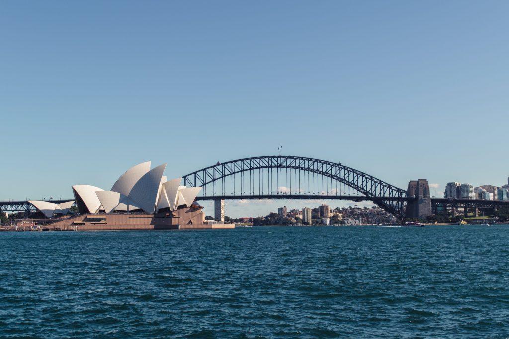 Orientierungstage in Sydney