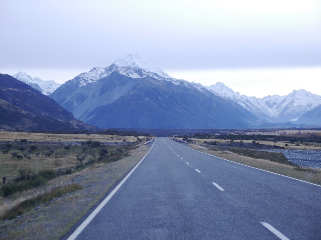 Annas Schüleraustausch in Neuseeland