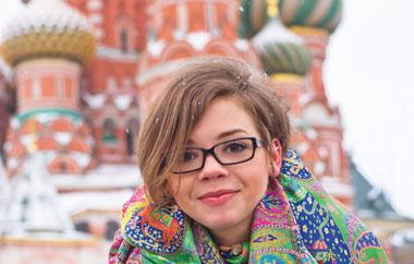 Lerne Russisch hart und